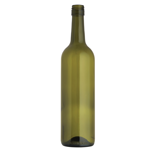 750ml Claret/Bordeaux Screw Cap 3336