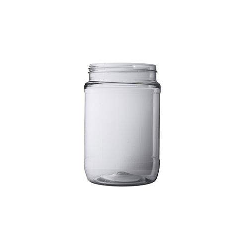 Plastic Jars (PET)