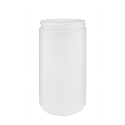 Straight Side Canister (HDPE)